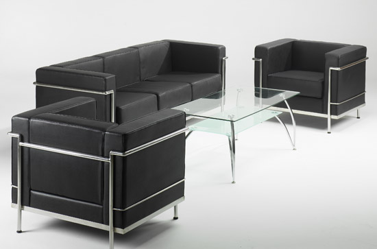 Reception Seating - Silvermans Office Furniture - Cambridge
