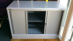 Storage Desk high Tambour