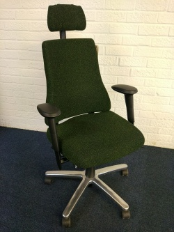 Working Chairs Ex demo Axia plus ergo chair