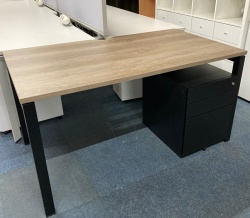 Desking Used 1400 Torasen Freeway desk