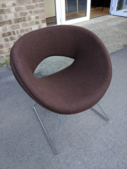 Soft seating Boss Design Happy Chair
