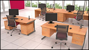 Satellite Office Furniture